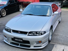 Nissan Skyline BCNR33 GT-R V-Spec for sale (#3613)