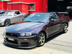 Nissan Skyline BNR34 MNP2 GT-R for sale (#3345)