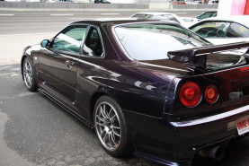 Nissan Skyline BNR34 for sale (#3356)