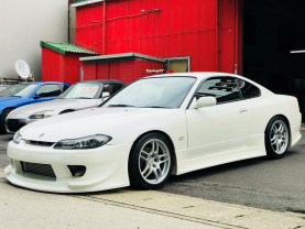 Nissan Silvia S15 for sale (#3352)