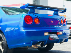 Nissan Skyline BNR34 GT-R for (#3404)