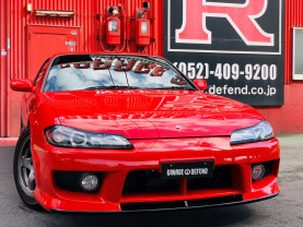 Nissan Silvia S15 for sale (#3366)