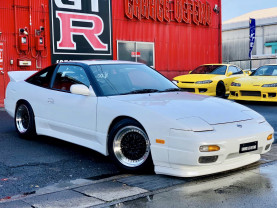 Nissan 180SX Type X for sale (#3407)