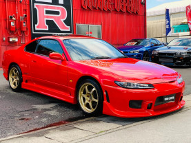 Nissan Silvia S15 for sale (#3408)