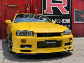 Nissan Skyline ER34 GT (T) for sale (#3414)
