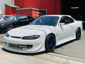 Nissan Silvia S15 Spec R for sale (#3422)