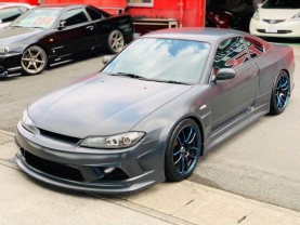 Nissan Silvia S15 Spec R for sale (#3442)