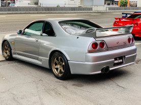 Nissan Skyline GT-R R33 for sale (#3539)