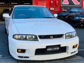 Nissan Skyline BCNR33 GT-R for sale (#3468)