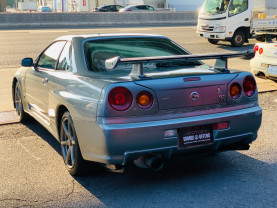 Nissan Skyline BNR34 GT-R V-Spec II for sale (#3551)
