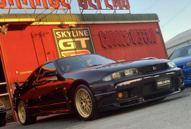 Nissan Skyline BCNR33 GT-R for sale (#3480)