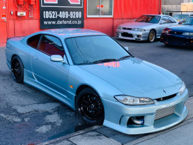 Nissan Silvia S15 Spec R for sale (#3470)