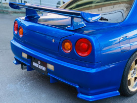 Nissan Skyline ER34 GT-T for sale (#3477)