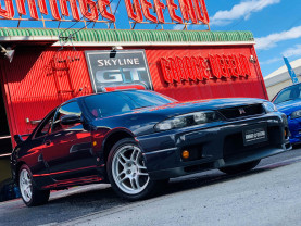 Nissan Skyline BCNR33 GT-R for sale (#3569)