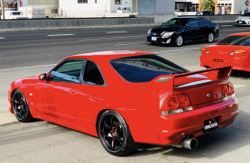 Nissan Skyline BCNR33 GT-R for sale (#3485)